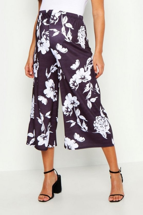 black-maternity-floral-culotte2