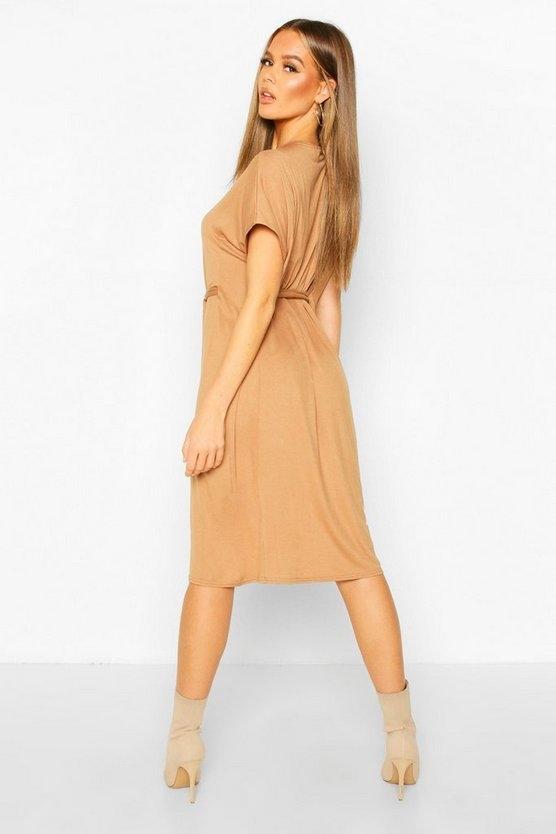 black-tie-waist-curve-hem-t-shirt-dress1