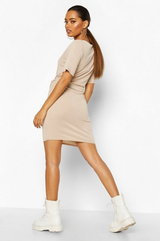 stone-brushed-plunge-short-sleeve-mini-dress1