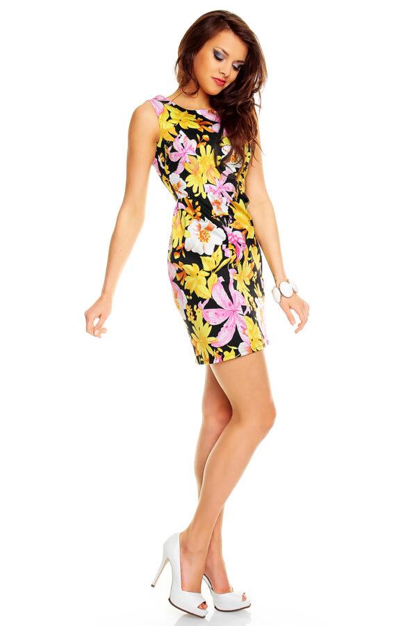 dress-mayaadi-hs-257-b-yellow-purple-b-3-pcs~3