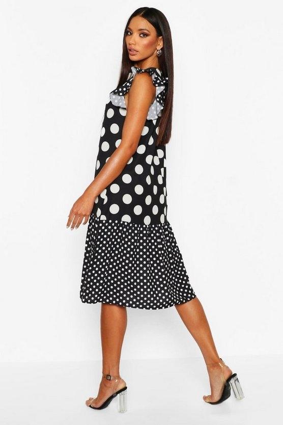 black-polka-dot-drop-hem-midi-dress1