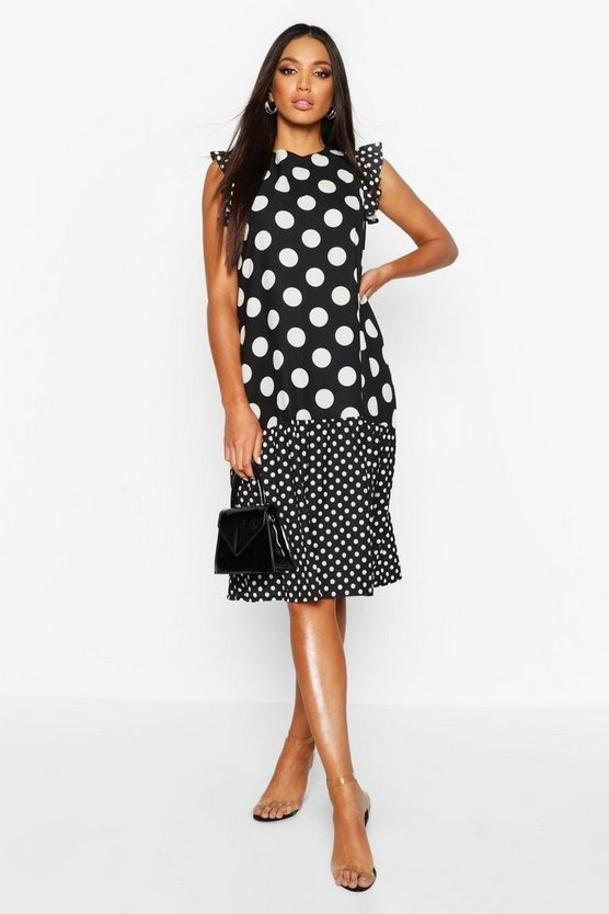 black-polka-dot-drop-hem-midi-dress3