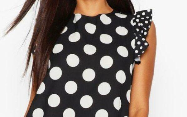 black-polka-dot-drop-hem-midi-dress4