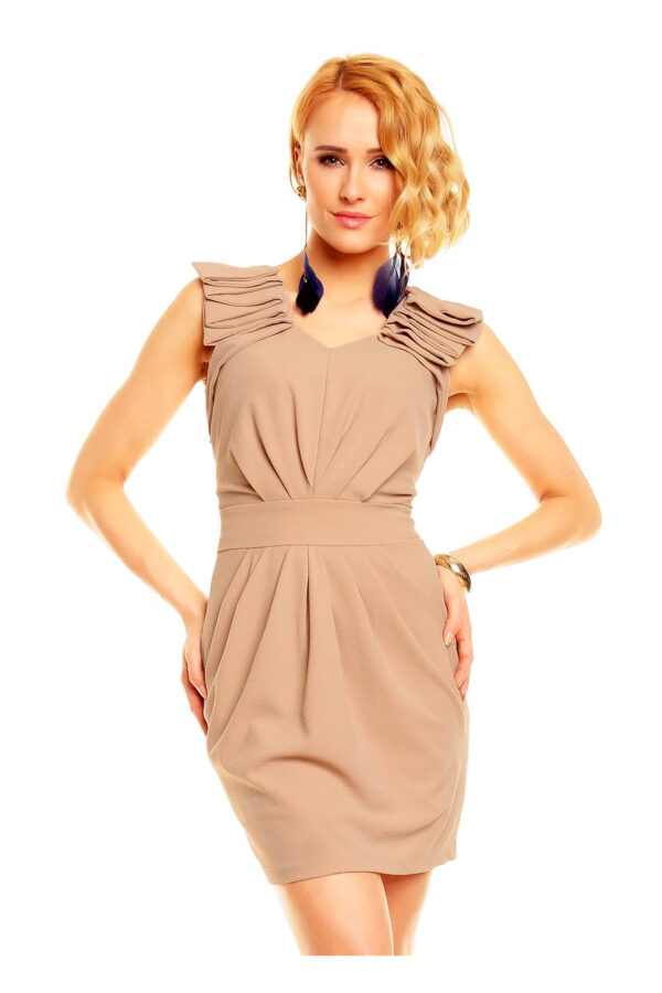 dress-lucy-y8736-light-brown-3-pieces