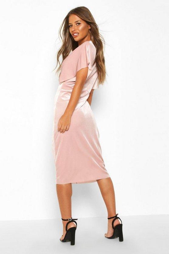 black-petite-velvet-twist-front-midi-dress1