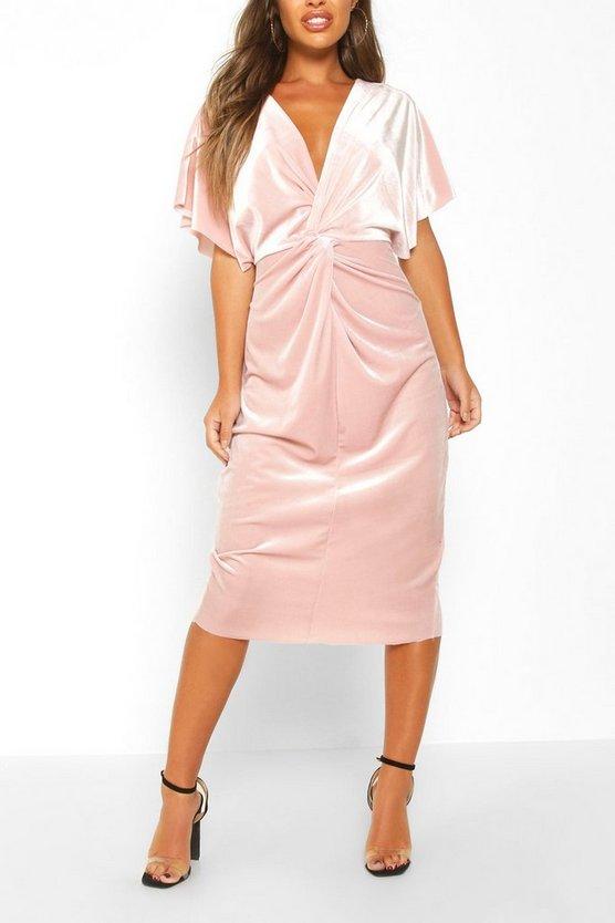 black-petite-velvet-twist-front-midi-dress3