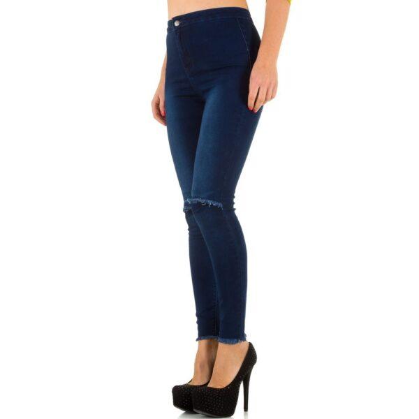 KL-J-22619-3-DK.blue_Damen-Jeans-von-Blue-Rags-DKblue-KL-J-22619-3-DKblue_b2