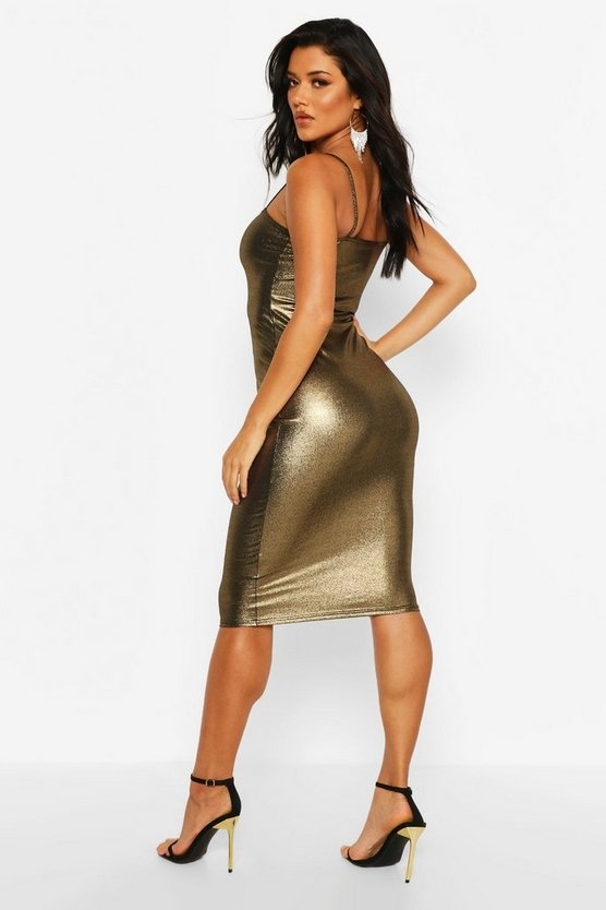 gold-metalliic-square-neck-strappy-midi-dress1