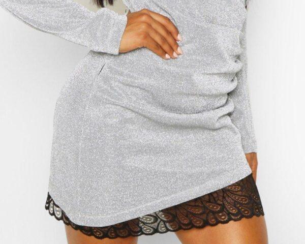 silver-structured-glitter-lace-trim-dress4