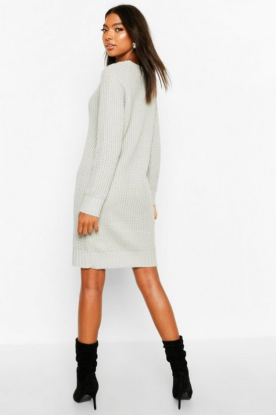 black-tall-soft-knit-jumper-dress1