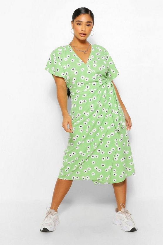 blue-plus-exclusive-tie-side-midi-dress-in-green-floral