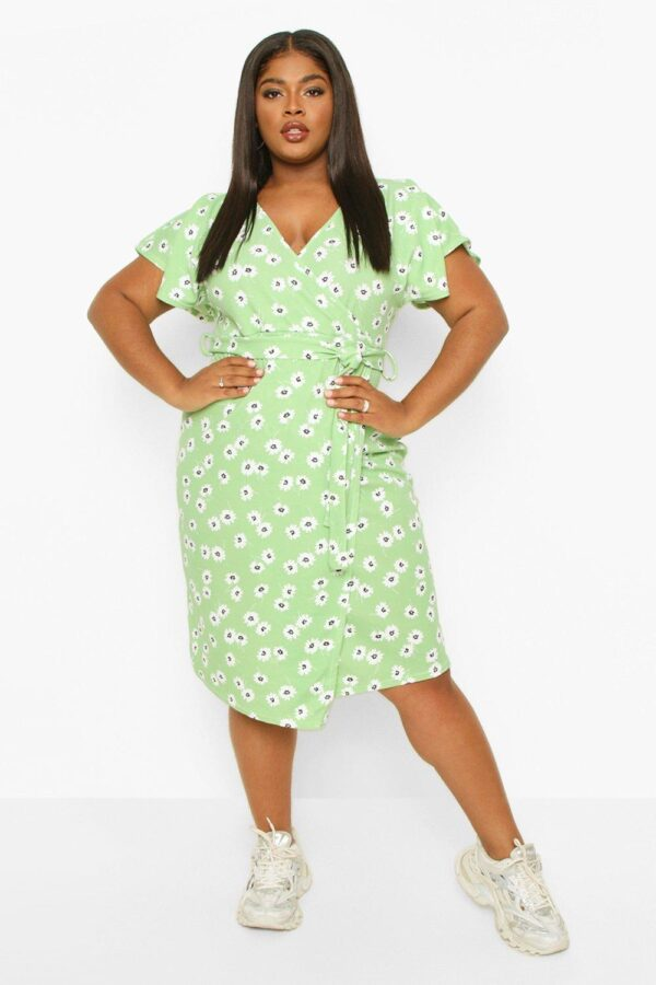blue-plus-exclusive-tie-side-midi-dress-in-green-floral5